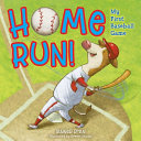 Home Run  My First Baseball Game Book PDF