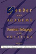 Gender and Academe