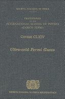 Ultra-cold Fermi Gases