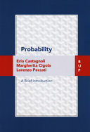 Probability  A Brief Introduction