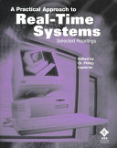 A Practical Approach To Real Time Systems Book PDF