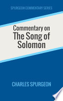 Commentary on the Song of Solomon