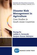 Disaster Risk Management In Agriculture Book PDF