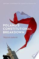 Poland s Constitutional Breakdown