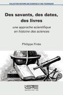 Pdf Des savants, des dates, des livres Telecharger