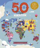 50 Maps of the World Pdf/ePub eBook