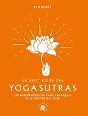 Pdf Le petit guide des Yoga sutras Telecharger