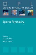 Sports Psychiatry Pdf/ePub eBook