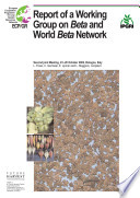 Report Of A Working Group On Beta And World Beta Network