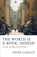 The World Is a Book  Indeed