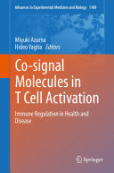 Pdf Co-signal Molecules in T Cell Activation Telecharger