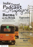 Indie Travel Podcast Magazine issue one  September 2009