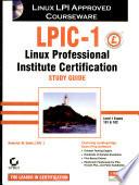 Lpic-1 Linux Professional Institute Certification