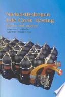 Nickel-hydrogen Life Cycle Testing