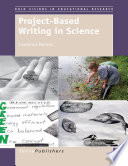 Project Based Writing In Science