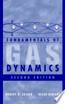 Fundamentals Of Gas Dynamics Book PDF