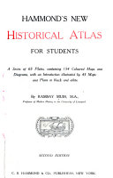 Hammond s New Historical Atlas for Students Book PDF