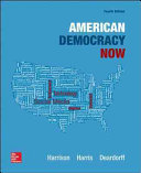American Democracy Now with Connect and Government in Action Access Cards Book