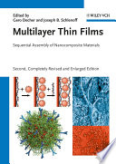 Multilayer Thin Films Book