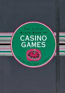 The Little Black Book of Casino Games Pdf/ePub eBook