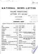 The K-H News-letter Service
