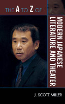 The A to Z of Modern Japanese Literature and Theater [Pdf/ePub] eBook
