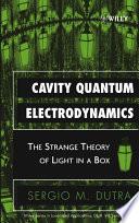 Cavity Quantum Electrodynamics