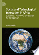 Social and Technological Innovation in Africa Book