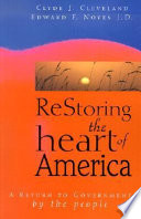 Restoring the Heart of America