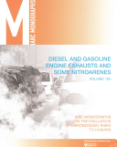 Diesel and Gasoline Engine Exhausts and Some Nitroarenes