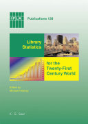Library Statistics for the Twenty first Century World