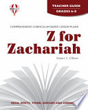 Z for Zachariah Teacher Guide