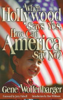 When Hollywood Says Yes How Can America Say No