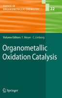 Organometallic Oxidation Catalysis