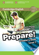 Cambridge English Prepare Level 7 Student S Book