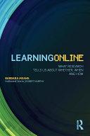 Learning Online