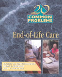 20 Common Problems  End of Life Care