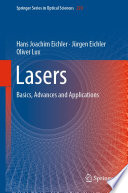 Lasers Book