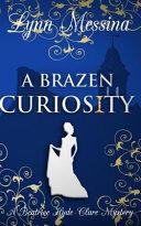 A Brazen Curiosity banner backdrop