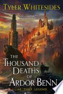 The Thousand Deaths of Ardor Benn Book PDF