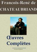 Pdf Chateaubriand : Oeuvres complètes et annexes Telecharger