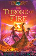 The Kane Chronicles   Book 2 The Throne of Fire