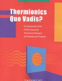 Thermionics Quo Vadis?