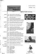 Contractors And Engineers Magazine Book PDF