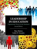 Leadership in Education Book
