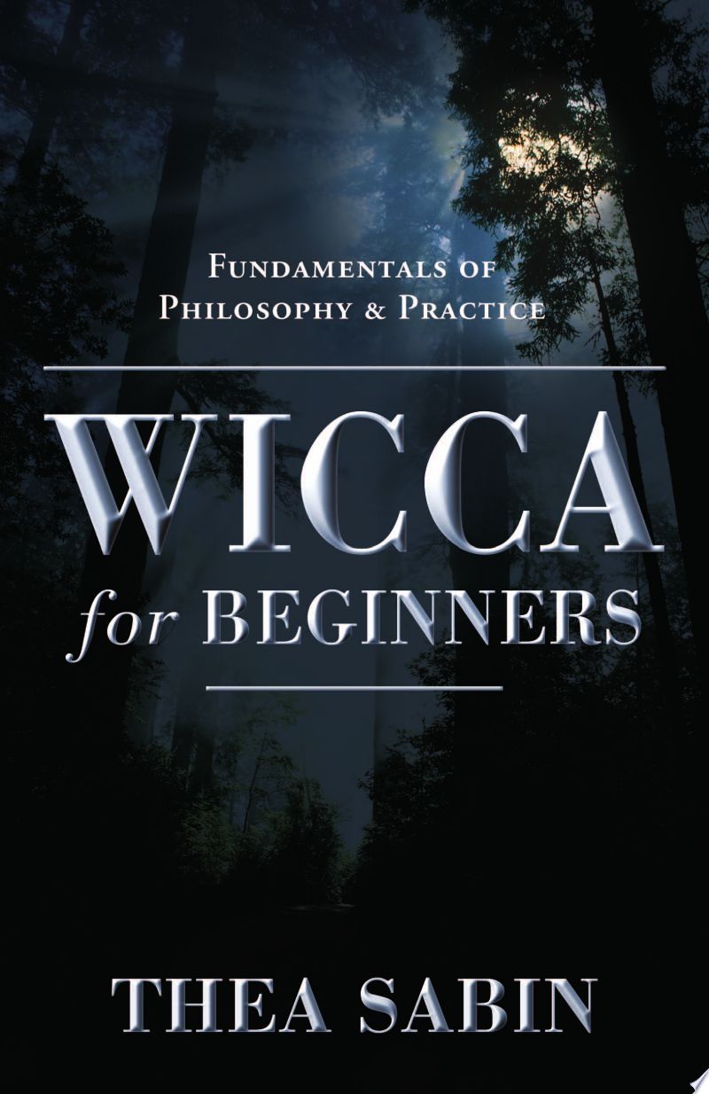 Wicca for Beginners banner backdrop