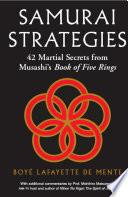 Samurai Strategies Book