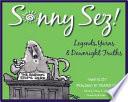 Sonny Sez!