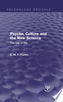Psyche  Culture and the New Science