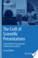 The Craft Of Scientific Presentations Book PDF